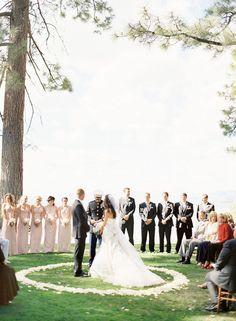 if i had an outdoor wedding.