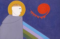 São Francisco, 1989 Antônio Maia (Brasil, 1928) acrílica sobre tela, 50 x 73 cm