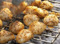 Moroccan-style Grilled Sea Scallops I iVillage.ca