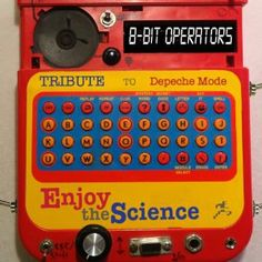 8-Bit Operators: Enjoy The Science: Tribute To Depeche Mode CD