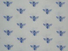Napoleonic Bee cotton fabric--