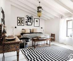 Dashion designer Malene Birger's home on Majorca