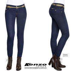 Los jeans bota pitillo son una prenda cuyo ajuste es entallado, de la cadera al tobillo se adaptan al cuerpo como una segunda piel, consíguelo en nuestras tiendas. #KenzoJeans www.kenzojeans.com.co