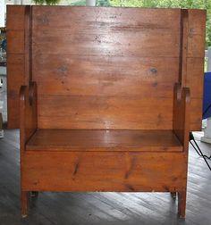 Peachy Prim Hutch Bench Tables Machost Co Dining Chair Design Ideas Machostcouk