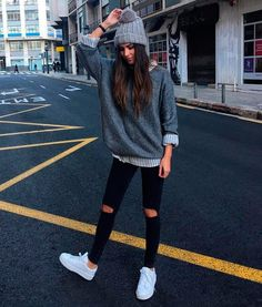 Winter Trends 2018 We discover fashion trends from season to shoppe . Outfits Hipster, Tumblr Outfits, Boho Outfits, Casual Outfits, Fall Outfits, Winter Trends, Fall Fashion Trends, Winter Fashion, Fashion Tips