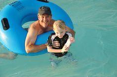 Dads & Granddads free June 19 - 24 at all Hawaiian Falls waterparks