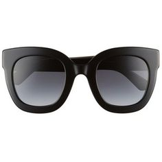 Women's Gucci 49Mm Cat Eye Sunglasses