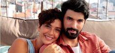 Bergüzar Korel and Engin Akyürek arrive on Netflix - Turkish Actors The Encounter, Cut My Hair, Drama Series, Turkish Actors, Second Life, First Love, Netflix, Interview, Novels