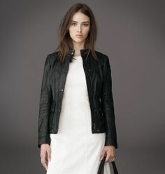 Belstaff   Womens Hand Waxed Leather Paxton Jacket   Womens Iconic Jackets & Coats