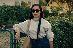 Your New '90s Obsession: The Around the Way Girl -- The Cut - Zoe kravitz