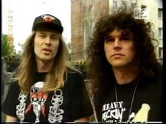 ACCEPT INTERVIEW Peter and Wolf & LIVE 1993