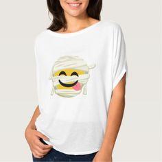 #funny - #Funny Mummy Bleh Emoji Halloween T-Shirt