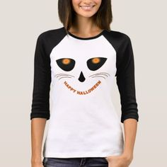 Shop Happy Halloween T-Shirt created by totallypainted. Personalize it with photos & text or purchase as is! Halloween Outfits, Happy Halloween, Halloween Cards, Halloween Design, Halloween Ideas, Christmas Tee Shirts, Puppy Clothes, Fitness Models, T Shirts For Women
