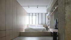 Calming bedroom | 0932 Design Consultants | A 3-room HDB Flat Transformation | Singapore