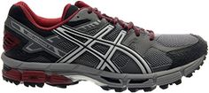 ASICS Mens GelExcite 2 Running ShoeNavyWhiteRed85 M US ** Check this awesome product by going to the link at the image.