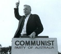 Rupert Lockwood. editor of waterside workers paper the maritime worker until 1985