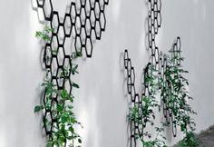 Trellis Garden design by Arik Levy