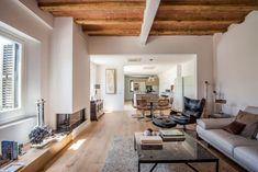Salon rectangular moderno
