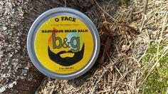 O-Face Beard Balm