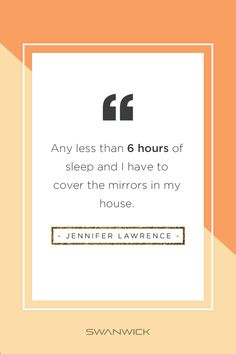 ✨Thursday beauty tip: Get hours of quality sleep each night. 6 Hours Of Sleep, 7 Hours, Sleep Quotes, Sleep Quality, Natural Solutions, Health Quotes, Jennifer Lawrence, Wise Words, Thursday