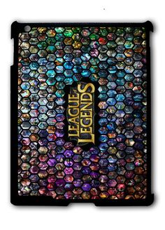 League Of Legends All Hero Mosaic iPad 2 3 4, iPad Mini 1 2 3 , iPad Air 1 2