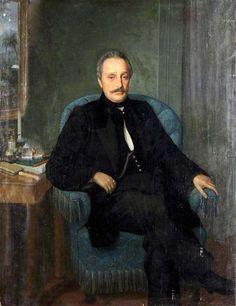 Mișu Popp – Potret de barbat Roman, Artist, Painting, Artists, Painting Art, Paintings, Painted Canvas, Drawings