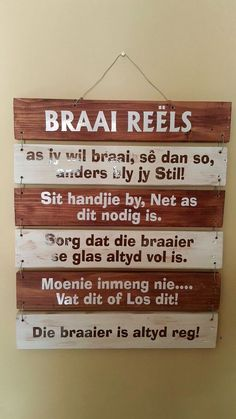 Signs to make Africa Quotes, Afrikaanse Quotes, Man Cave Diy, Pallet Designs, Room Wall Decor, Wall Art Quotes, Wooden Pallets, Diy Wall Art, Cute Quotes