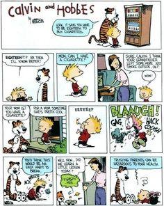 Calvin and Hobbes klassiker