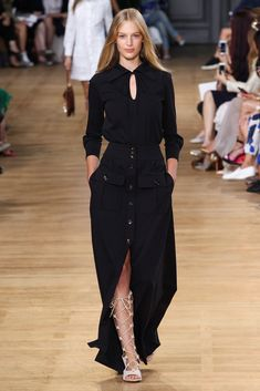 Chloé Spring 2015 Ready-to-Wear Fashion Show Collection