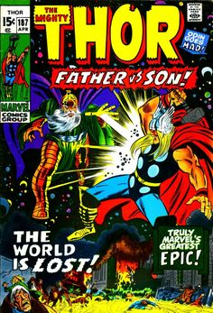 The Mighty Thor #187