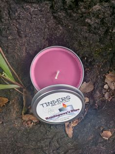 Hemingway's Pipe Tinders Soy Candle
