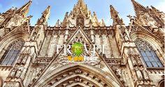 The Cathedral of Barcelona - Catedral de la Santa Cruz y Santa Eulalia Spain History, Travel English, Gothic Cathedral, Barcelona Spain, 15th Century, Oppression, Barcelona Cathedral, Insight, Spanish