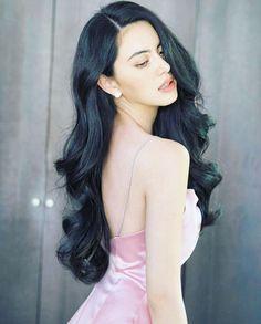 Beautiful Long Hair, Beautiful Asian Women, Beautiful Celebrities, Lily Collins Hair, Actrices Hollywood, Ulzzang Girl, Girl Crushes, Beauty Women, Asian Beauty