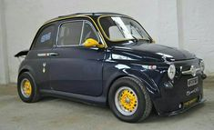 Fiat 500 S, Fiat Cars, Hot Wheels Cars, Love Car, Small Cars, Old Cars, Funny Images, Cars And Motorcycles, Race Cars