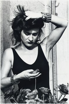 1984 Paloma Picasso. Helmut Newton