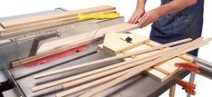 For the type of cuts that happen often, it makes sense to make a few go-to jigs to help with those annoying set-ups. Here are a few table saw jigs you should have in the shop.
