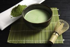 """always """"yes"""" to green tea..."""