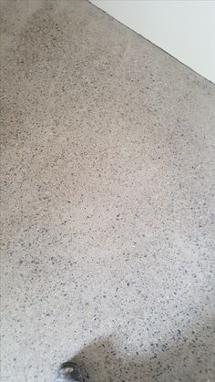 Polished Conrete - HTC Silver Floor Concrete Kitchen, Concrete Floors, Kitchen Flooring, Wood Table Design, Concrete Design, Kimball Office, Brewery Design, Fish Creek, Polished Concrete