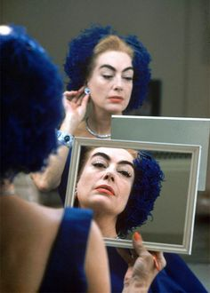 ♥ Joan Crawford by Eve Arnold
