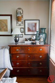 Love that dresser.