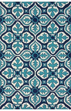 HaciendaFarida Indoor/Outdoor Rug