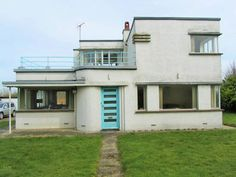 In need of renovation: The Lantern W. F. Tuthill-designed art deco property in West Runton, Norfolk
