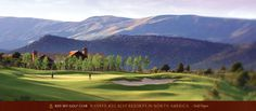 Red Sky is nestled near the legendary Vail and Beaver Creek Mountain Resorts and only 20 minutes from the Vail/Eagle County Airport.  Red Sky is a private membership club with a separate resort golf operation. Members and guests each enjoy their own clubhouse and alternate play daily between the Tom Fazio and Greg Norman courses.