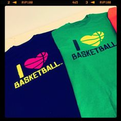 We love Basketball. Get your special version of the famous I LOVE BASKETBALL T-Shirt by 43basketball here http://www.forthree.com/basketball/i-love-basketball-t-shirt-gruen/. @43basketball #forthree #basketball #tshirt #iluv #bball #bballgear #43basketball #43sale #forsale (hier: FOR THREE 43 Basketball)