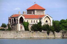 The  Castle of ,Tata , Hungary
