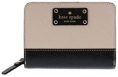 Kate Spade New York Wellesley Cara Leather Wallet