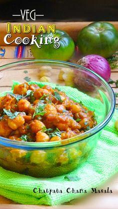 How to make Chatpata Chana Masala   Kabuli Chana & Hara Tamatar Ki Sabzi   Chatpata Chana Masala Hare Tamatar Ke Sath     #chana #chanamasala #garbanzobeans #indianrecipes #indianfood #foodblogger #tangy #chatpata #yummilicious #indianfoodbloggers #recipe
