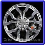 Audi R8 2010 Wheels & Rims Hollander #58856 #Audi #R8 #AudiR8 #2010 #Wheels #Rims #Stock #Factory #Original #OEM #OE #Steel #Alloy #Used