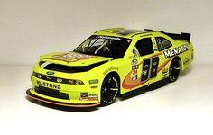 Paul Menard, Diecast, Mustang, Racing, Car, Running, Mustangs, Automobile, Auto Racing