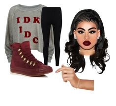 """""""Just For Fun"""" by khaleyah143 ❤ liked on Polyvore featuring art"""